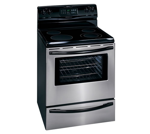 westinghouse pro gas oven